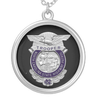 NC SHP SILVER PLATED NECKLACE