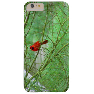 NC State Bird- The Cardinal Barely There iPhone 6 Plus Case