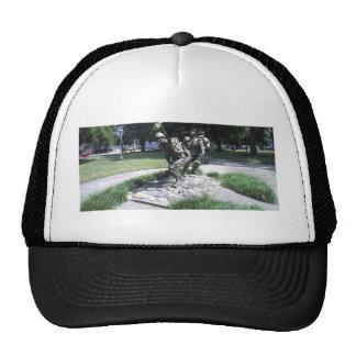 NC State Soldiers War Memorial Trucker Hat