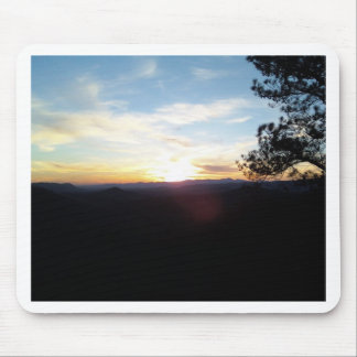 NC SUNSET MOUSE PAD