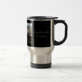 NC Sunset Travel Mug