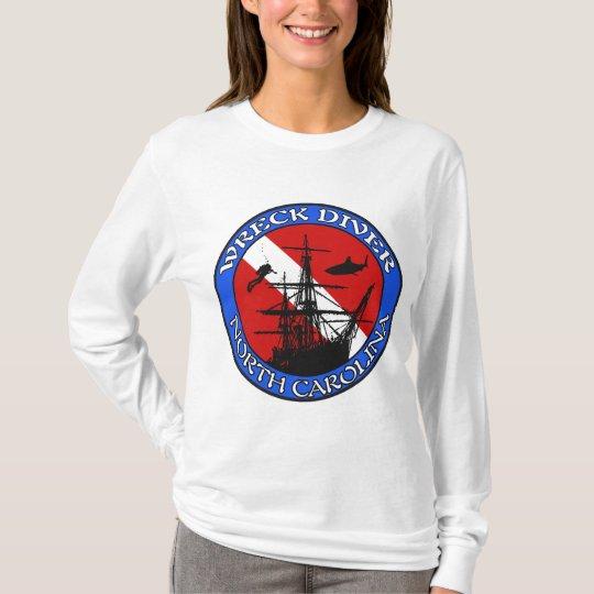NC Wreck Diver Classic T-Shirt