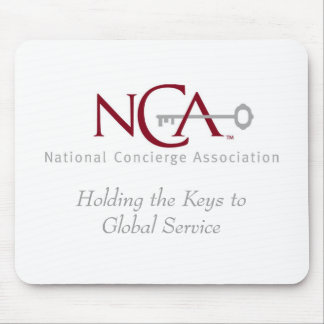 NCA_logo_cmyk[1], Holding the Keys to Global Se... Mouse Pad