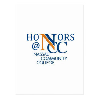 NCC Honors Apparel Postcard