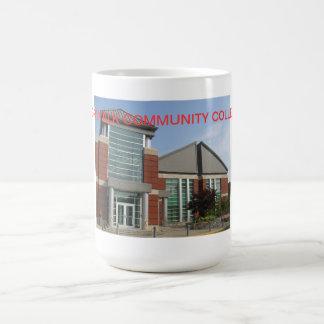 ncc norwalk community college classic white coffee mug