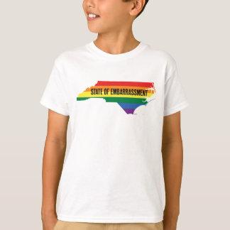 NCEmbarrassment_WFlagCMYK T-Shirt