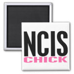 NCIS 2 2 INCH SQUARE MAGNET