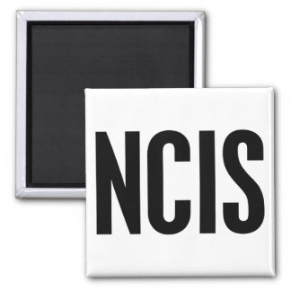 NCIS 2 INCH SQUARE MAGNET