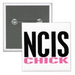 NCIS 2 PIN CUADRADA 5 CM