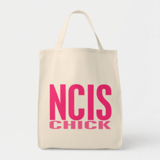 NCIS 3 CANVAS BAGS