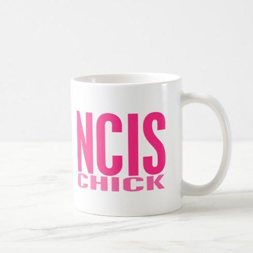 NCIS 3 MUG