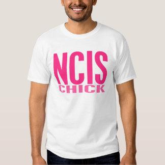 NCIS 3 TEE SHIRT