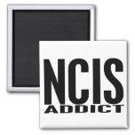 NCIS Addict Magnets