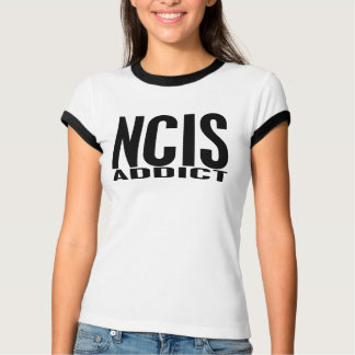 NCIS Addict Shirts