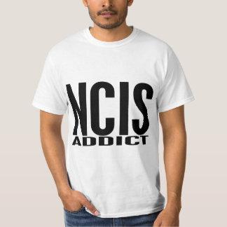 NCIS Addict T Shirt