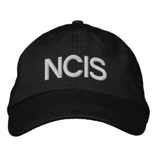 NCIS EMBROIDERED BASEBALL HAT