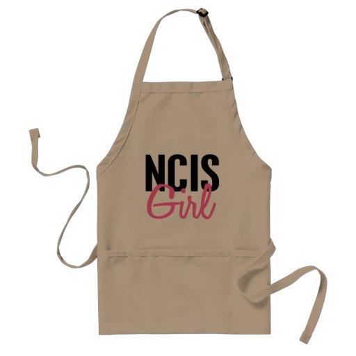 NCIS Girl 4 Apron