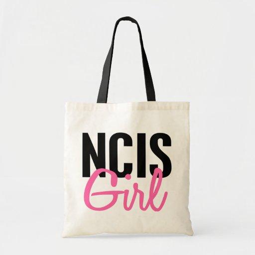 NCIS Girl 4 Canvas Bag