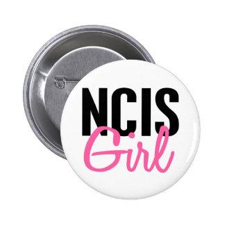 NCIS Girl 4 Button