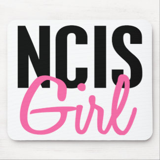 NCIS Girl 4 Mouse Pad
