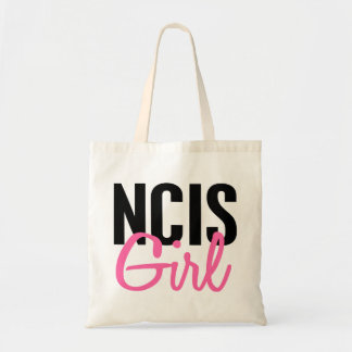 NCIS Girl 4 Tote Bag