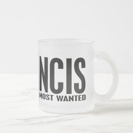 NCIS más deseado Tazas