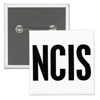 NCIS PINBACK BUTTON