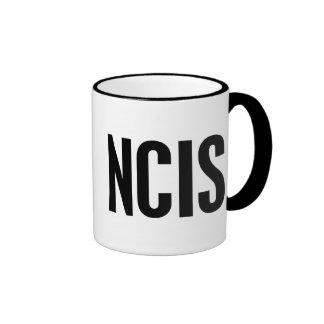 NCIS RINGER MUG