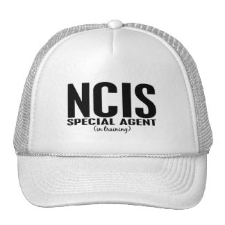 NCIS Special Agent In Training 1 Mesh Hats