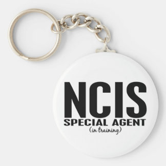 NCIS Special Agent In Training 1 Key Chain