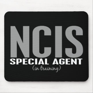 NCIS Special Agent In Training 1 Mouse Pad