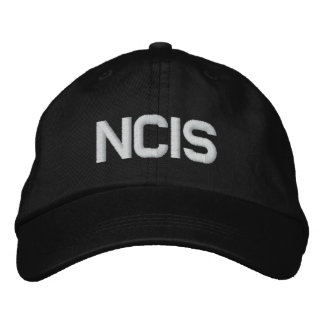 NCIS TV Show Cap Embroidered Baseball Caps