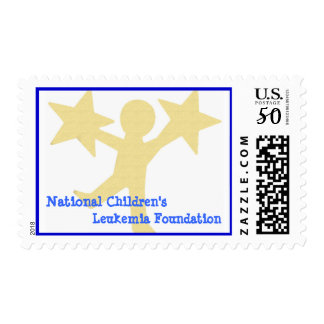 NCLF Logo Postage