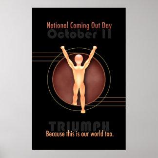 NCOD Triumph Poster