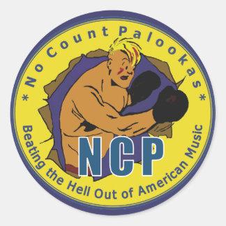 ncp 3 inch sticker