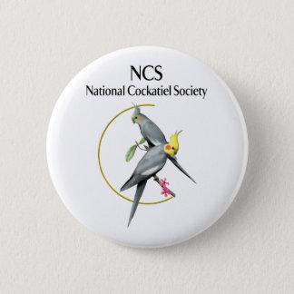 NCS Standard, 2¼ Inch Round Button