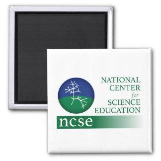 """NCSE 2"""" imán cuadrado"""