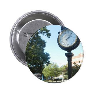 NCSSM, Bryan Clock Pinback Button