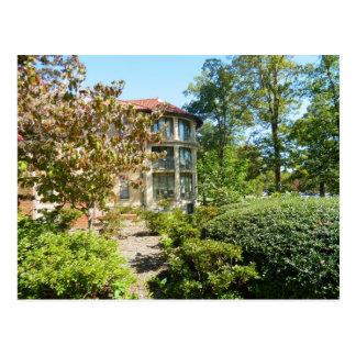 NCSSM, Reynolds Dorm, Durham, North Carolina Postcards