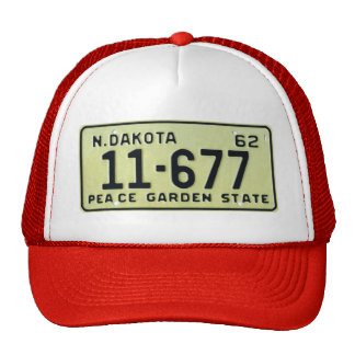 ND62 TRUCKER HAT