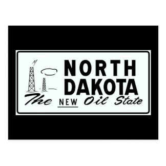 ND booster plate Postcard