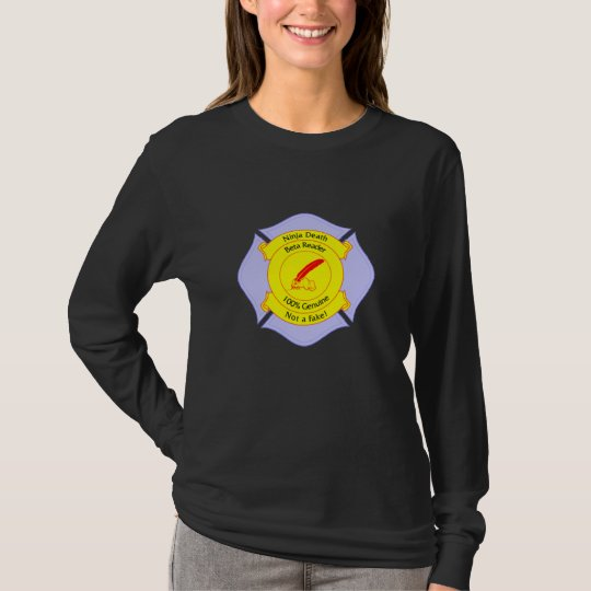 NDBR Ladies Long Sleeve T-Shirt