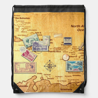 ndies del oeste del vintage mochilas