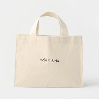 ndn mama canvas bag