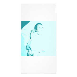 Ndw Baby Infant Personalized Photo Card