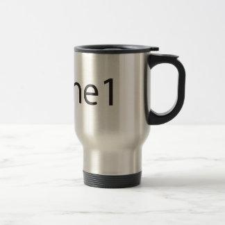 ne1 taza de viaje de acero inoxidable