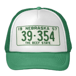 NE57 TRUCKER HAT