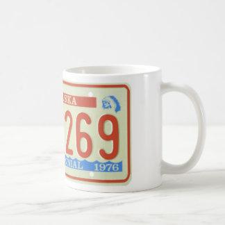 NE78 CLASSIC WHITE COFFEE MUG
