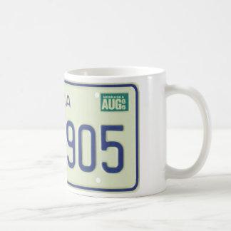 NE86 COFFEE MUG