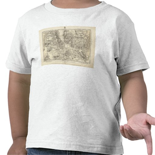 NE California and NW Nevada 2 Tshirt